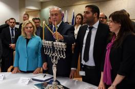 """نتنياهو يلغي مشاركته في عيد """"الحانوكا """" اليهودي"""
