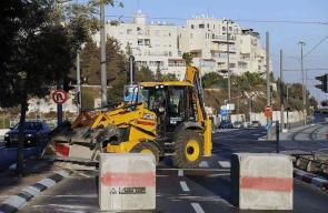 اغلاق لمداخل القدس عشية عيد الغفران اليهودي