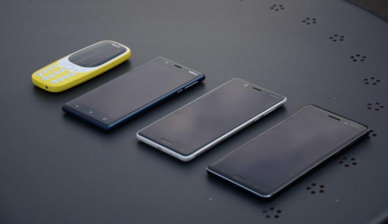 نوكيا تستعد لإطلاق هاتفها الرائد Nokia 8