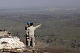 الخارجية : الجولان اراض سورية محتلة