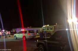 4 وفيات من النساء في حادثة انقلاب حافلة المعتمرين الاردنية