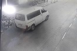 كاميرات المراقبة اوصلت الشرطة اليه ..سائق بلا ضمير يدهس طفلة ويصيبها بجراح ويلوذ بالفرار