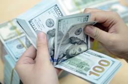 الدولار لا يزال متراجعا امام الشيقل الاسرائيلي