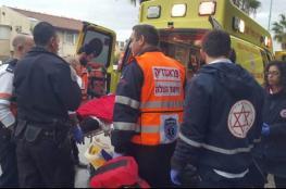 الرملة : اصابة فلسطيني بجراح خطيرة اثر اطلاق النار عليه