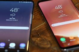 """صدمة لمستخدمي هاتف غلاكسي """" S8 """" بسبب عطل فني فادح"""