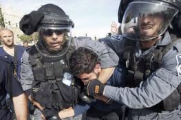 الاحتلال يعتقل 24 مواطنا بينهم سيدة و9 أطفال خلال حملته في القدس