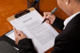 5 نصائح حول كتابة السيرة الذاتية عفا عليها الزمن