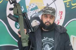 وفاة احد عناصر القسام جراء تعرضه لسكتة قلبية مفاجئة