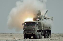 الدفاعات الجوية السورية تتصدى لطائرات إسرائيلية اخترقت أجواء البلاد
