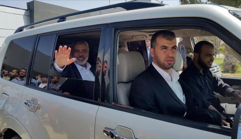 مسؤول مصري: القاهرة قد تمنع عودة هنية لغزة