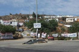 16 بؤرة استيطانية جديدة في الضفة الغربية