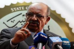 الجزائر تجدد رفضها التدخل الأجنبي بليبيا