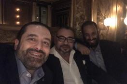 """صورة سيلفي تجمع بن سلمان والحريري وملك المغرب بعنوان """" لا تعليق """" !"""