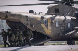 اصابة جندي اسرائيلي بعملية اطلاق نار داخل مدينة نابلس