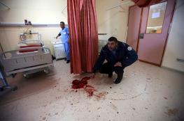 اصابة شاب في مواجهات مع الاحتلال ببلدة الخضر جنوب بيت لحم