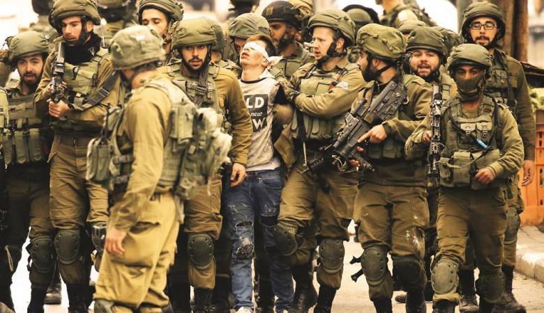 50 الف مواطن فلسطيني تعرضوا للاعتقال الاداري منذ عام 1967