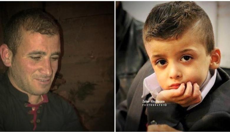 """وفاة خال الطفل """"احمد الدوابشة """" قرب سلفيت فجر اليوم"""