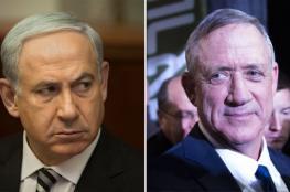 نتنياهو وغانتس يرحبان بالاعلان الامريكي بشأن مستوطنات الضفة الغربية
