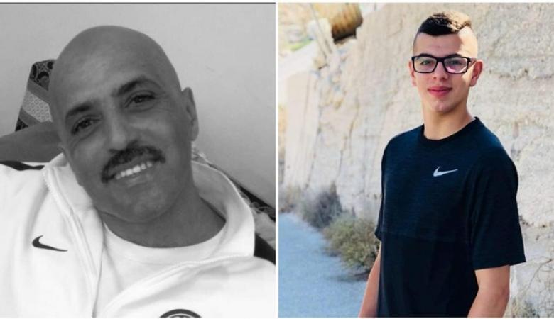مقتل فتى فلسطيني واصابة والده بجراح في شجار عائلي كبير