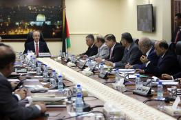 الحكومة : جهودنا ماضية من اجل تخفيف معاناة اهالي قطاع غزة