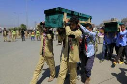 100 ألف قتيل باليمن منذ بدء الحرب