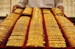 تراجع على اسعار الذهب بفعل ارتفاع الدولار