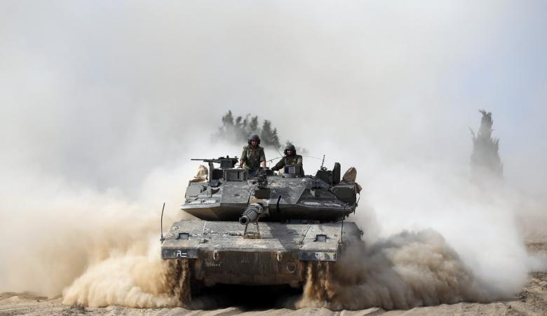الكابينت الاسرائيلي يعد خطة لاعادة احتلال قطاع غزة