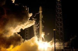 """مباشر : عملية اطلاق صاروخ """"فالكون 9"""" من إحدى منصات """"ناسا"""""""