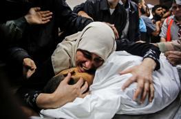ارتفاع اعداد شهداء العدوان الاسرائيلي على غزة الى سبعة
