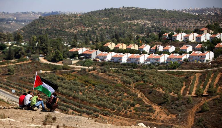 الاحتلال يستولي على أرض زراعية في قرية النبي صالح