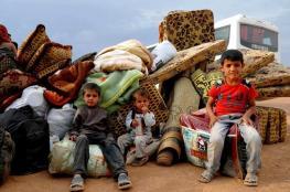 عودة 200 لاجئ سوري إلى ديارهم من لبنان