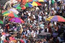 انكماش وتراجع ملحوظ على الاقتصاد الفلسطيني