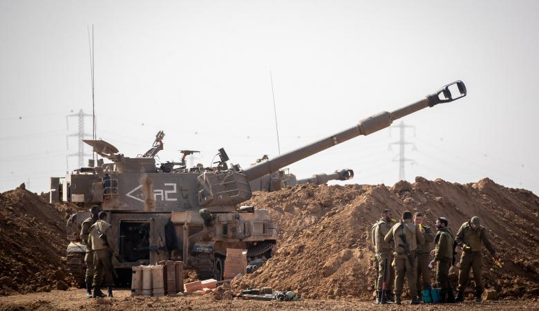 """نتنياهو يتوعد غزة بعملية عسكرية واسعة """"مختلفة"""""""
