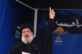 نصر الله لاسرائيل : انتهى الأمر ونمتلك الصواريخ الدقيقة