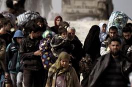 """المحاصرون غربي الموصل: """"تلفزيون مقابل عبوتي زيت طعام"""""""