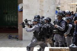أول تصريح أردني بعد الاقتحام الاسرائيلي للأقصى