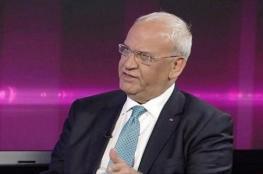 وزير الخارجية الأردنى يستقبل عريقات ويبحث معه تحركات إنهاء الجمود فى عملية السلام