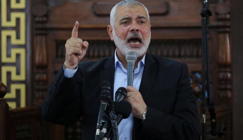 هنية : لن نترك الأقصى والشعب الفلسطيني هو رأس الحربة