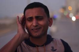صورة: عادل المشوخي مشرداً في شوارع مصر!