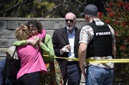 امريكي يقتل ويصيب عددا من اليهود في كاليفورنيا