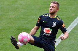 برشلونة يتوصل لاتفاق لضم اللاعب البرازيلي ميلو