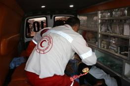 مواطنون يعثرون على جثة شاب داخل سيارته قرب مخيم الامعري