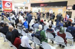 """أكثر من """"152 """" الف  مواطن تنقلوا عبر معبر الكرامة خلال الشهر الماضي"""