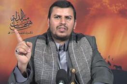 الحوثي : على اسرائيل ان تعترف بأنها هزمت  امام محور المقاومة في سوريا