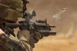 بندقية بـ4 فوهات تطلق 250 رصاصة في الثانية (فيديو)