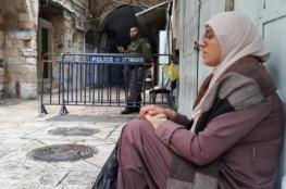 """الاحتلال يمدد اعتقال المرابطة المقدسية """"خديجة خويص """""""