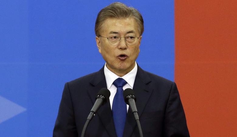 كوريا الجنوبية : نزع سلاح بيونغ يانغ النووي هو الطريق الى السلام
