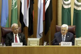 اجتماع تشاوري للقيادة اليوم لمواجهة خطة الضم الاسرائيلية