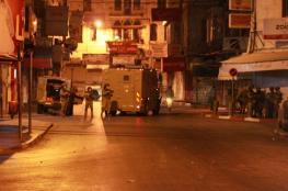 الاحتلال يعتقل 5 افراد من عائلة واحدة بينهم ثلاثة اطفال في القدس