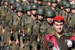 قناة عبرية : السلطة ستسلم سلاح الاجهزة الامنية ردا على الضم